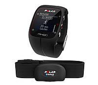 Спортивний годинник-пульсометр Polar M400 HR