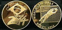 Сувенирная монета - Чемпионат мира - Финал