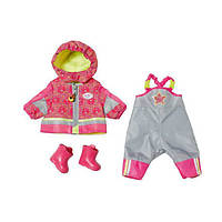 Набор демисезонной одежды для куклы Baby Born Модная прогулка 821046 ТМ: BABY born
