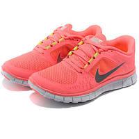 Кроссовки Nike Free Run 3 5.0 Coral