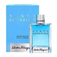 Salvatore Ferragamo Acqua Essenziale 50мл Туалетная вода для мужчин