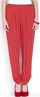 Брюки женские летние Zaps Lulu красные, черные