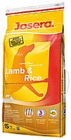 Josera Lamb and Rice 3кг-корм с ягненком для собак