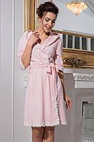 Короткий халат Mia-Diva с капюшоном Mia - Diva 6367 vivien