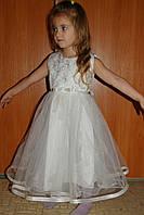 """Праздничное платье ,нарядное платье для девочки в стиле """"Ампир """" 2 -4 года"""