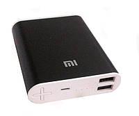 Портативное зарядное Xiaomi Mi Power Bank 9800mAh (реально 3500-4000mah) c LED фонариком и двумя USB портами