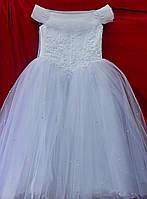 Платье нарядное для девочки от 6 до 12 лет