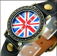 Часы женские BRITISH FLAG в НАЛИЧИИ!!!!!