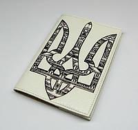 Обложка для паспорта Трезубец Украина