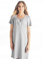 Женская ночная рубашка свободного кроя
