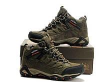 Мужские зимние ботинки COLUMBIA BL_3579 в наличии, хаки. РАЗМЕР 42-44