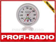 Высокоточный аналоговый термогигрометр - термометр + гигрометр TH108