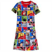 Пижама для мальчика 6 лет Мстители Дисней / Marvel Avengers Disney