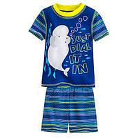 Пижама для мальчика 7 лет В поисках Дори Дисней / Finding Dory Disney