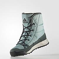 Сапоги зимние женские  Adidas CW CHOLEAH(Артикул:AQ2598)