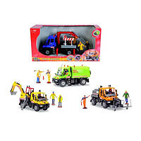 Игровой набор Дорожная сервисная техника 3414492 ТМ: Dickie Toys