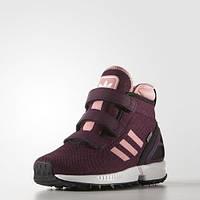 Детские зимние ботинки ADIDAS ZX FLUX WINTER (АРТИКУЛ: B24751)