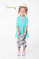 Платье для девочки White Rabbit Маленькая Шарлотта