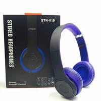 Блютус наушники Monster Beats STN-19 MP3+FM  Наушники беспроводные