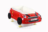 Кровать-машина Baby Carbed Mini красная