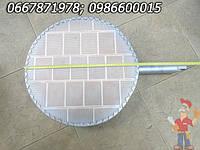 Горелка керамическая мощностью 37 кВт для обогрева складов, мастерских, приготовления пищи в тандыре