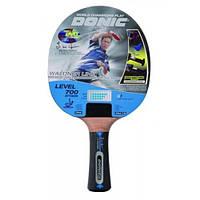 Ракетка для настольного тенниса Donic Waldner 700 с балансом в рукояти