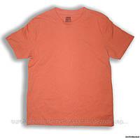 Тенниска оранжевая на мальчика, сток Zara, 5-6 и 13-14 лет
