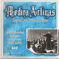 Струны Medina Artigas Azul 420 для классической гитары