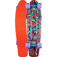 "Скейт Пенни борд Penny board NICKEL Original 27"" SPIKE - 2016 100% оригинал Австралия"
