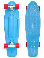 "Скейт Пенни борд Penny board NICKEL Original 27"" CYAN/RED - 2016 100% оригинал Австралия"