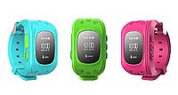 Детские часы с GPS трекером Smart Baby Watch GW300 (Q50)