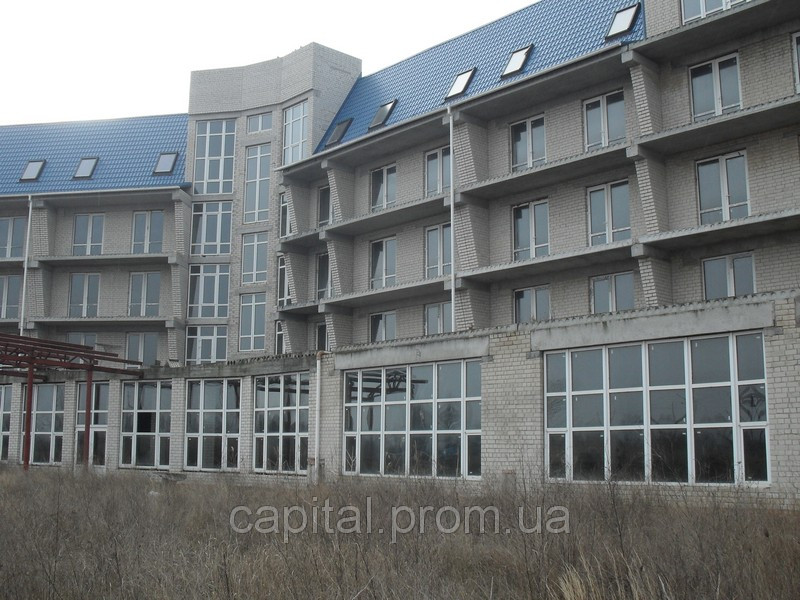 Две гостиницы 13.100 м.кв. пгт Коблево