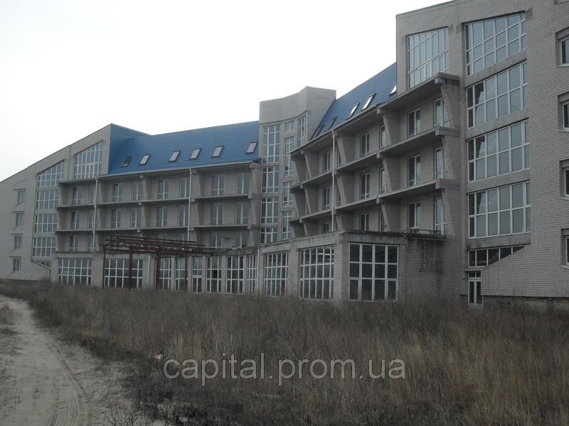 Продажа гостиниц под отделочные работы в Николаевской области, Березанского района, Коблево