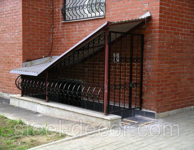 железные двери в подвальное помещение дешево москва