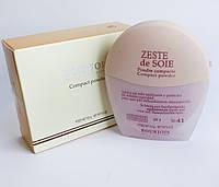 Пудра для лица Bourjois Zeste de Soie (Буржуа зесте де сои)