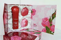"""Подарочный набор  Regina Floris Лосьйон для тела Q10 и мыло """"сердечко"""" 2 шт"""