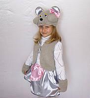Карнавальный костюм Мышка на возраст от 3 до 6 лет