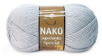 Турецкая пряжа для вязания NAKO Superlambs Special