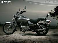 Круизер Bajaj Avenger 220 (Индия) в кредит