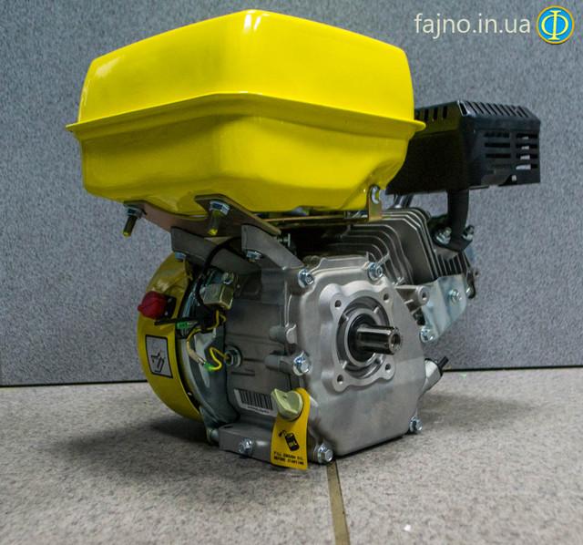 Бензиновый двигатель Кентавр ДВС 200 БШЛ (6,5 л.с., шлицы)