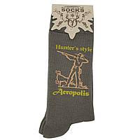 Носки для охотника зимние короткие