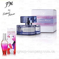 Fm292 Женские духи. Парфюмерия FM Group parfüme. Аромат Escada Ocean Lounge (Эскада Оушн Лондж)