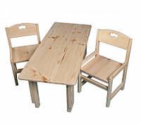 Детский столик  и стульчик растущий