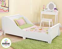 Кровать Белая для девочки KidKraft 86730