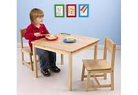 Стол со стульями Aspen KidKraft 21221