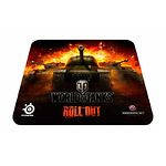 Mouse pad (коврик) STEELSERIES QcK World of Tanks Edition (67269)