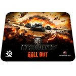 Mouse pad (коврик) STEELSERIES QcK World of Tanks Tiger Edition (67272)