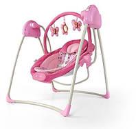 Кресло-качалка 2 в 1 Milly Mally Sweet Dreams, цвет Pink