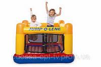 Intex Интекс 48260 Надувной игровой центр-батут Playhouse Jump-O-Lene