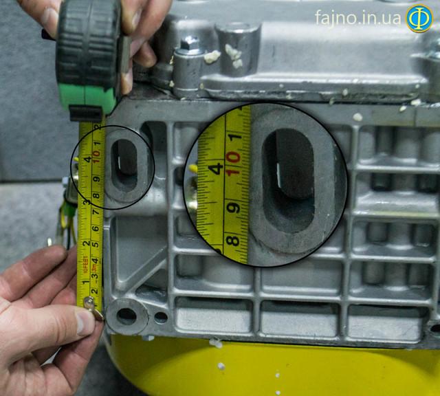 Двигатель Кентавр ДВС 420БЭ крепления